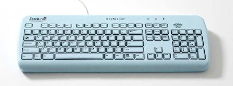 Medigenic Medisch Essential keyboard