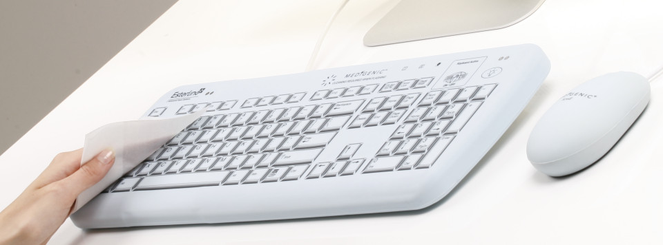 Medigenic Medisch Compliance keyboard
