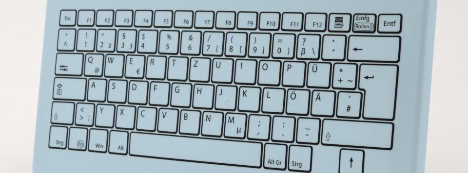 Medigenic medical keyboard wireless
